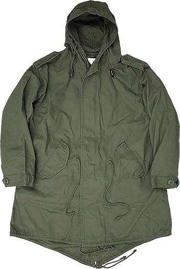 Houston M-51 Parka 5409: OD Green