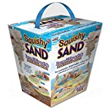 Squishy Sand As Seen On TV Soft And Moldable Sculptable Indoor Toy Sand 1.5 Lbs (680)g