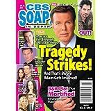 Peter Bergman, Redaric Williams, Heather Tom January 14, 2013 Cbs Soaps In Depth Magazine (Soap Opera)