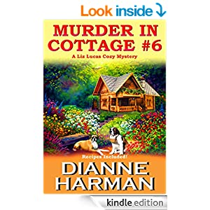 Murder in cottage 6 book cover