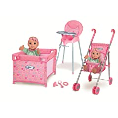 Graco Baby Doll Playset