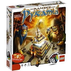 Click to buy LEGO Ramses Pyramid (3843) from Amazon!