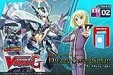 Divine Swordsman of the Shiny Star - Cardfight Vanguard G Gear Chronicle TCG English VGE-G-TD02 Starter Trial Deck - 50 cards