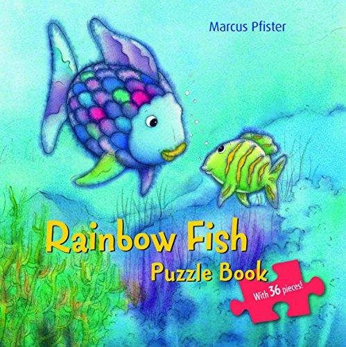 The Rainbow Fish Puzzle Book )