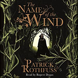 Name of the wind audio book rupert degas actor
