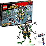 Lego Spider Man Doc Ock's Tentacle Trap, Multi Color