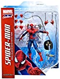 Amazing Spider-Man 2 Marvel Select Action Figure Spider-Man [Fire Helmet & Extra Hands]
