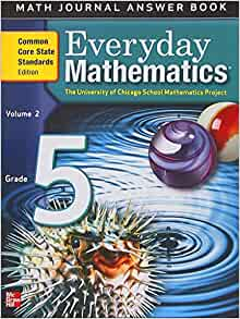 Everyday Math: Everyday Mathematics, Grade 5, Student Reference Book by Max Bell (2011, Hardcover)