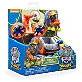 Paw Patrol - Jungle Rescue - Zuma's Jungle Hovercraft