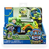 Paw Patrol Jungle Rescue Rocky and Rocky's Jungle Truck