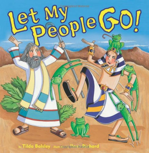 Let My People Go! The Story of Exodus DVD