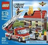 LEGO City Fire Emergency 60003