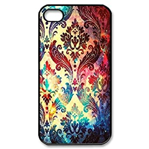 cute iphone 4 cases for teenage girls binocara galaxy tapestry print for 19695