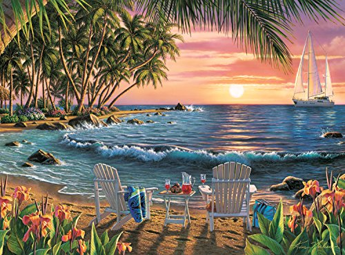 Summertime Jigsaw Puzzle (1000 Piece)