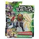 Teenage Mutant Ninja Turtles Movie Michelangelo Basic Figure