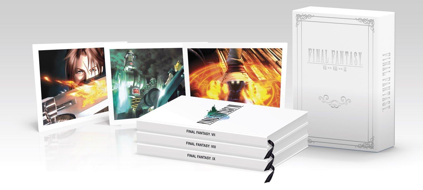 Game Book Final Fantasy 7