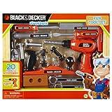 Black and Decker Jr Fun Tool Set