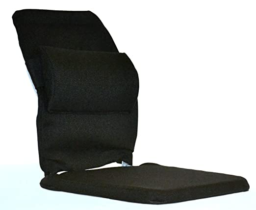 Mc Carty's Sacro-Ease Deluxe Model Lumbar Seat Support
