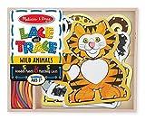 Melissa & Doug Lace & Trace - Wild Animals