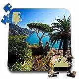 Danita Delimont - Italy - Italy, Amalfi Coast, Ravello, Villa Rufolo - EU16 TEG0515 - Terry Eggers - 10x10 Inch Puzzle (pzl_138324_2)