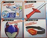 Sonokong Science Ninja Team Gatchaman : Mask, Weapon, Belt Play Set