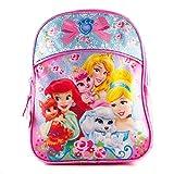 Disney Princess Palace Pets 11 Inch Mini Toddler Preschool Backpack For Girls