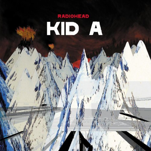 "USED (GD) Kid A (2-10"" LPs) [Vinyl] (2008)"
