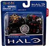 Exclusive Halo Minimates Wave 5 - Regret and Chief