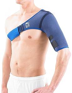 Neo G Medical Grade VCS Shoulder Support fully adjustable for tightness/compression