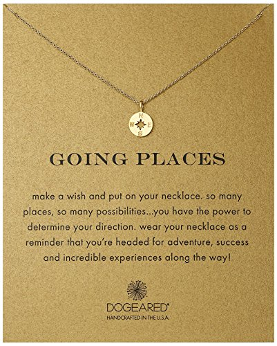 Looking for a compass gold necklace for women? Have a look at this 2020 guide!