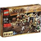 Lego Exclusive Hobbit Set #79004 Barrel Escape