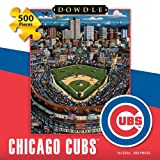 Jigsaw Puzzle - Chicago Cubs 500 Pc By Dowdle Folk Art