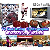 Kick Boxing Direct Tv Connect Interactive Game New
