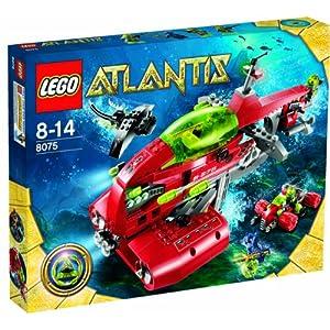 """Geschenktipp zu Weihnachten: Lego Atlantis """"Neptuns U-Boot"""" für 24 € (10 gespart) !"""