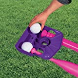 Little Tikes TotSports T-Ball Set- Pink/Purple