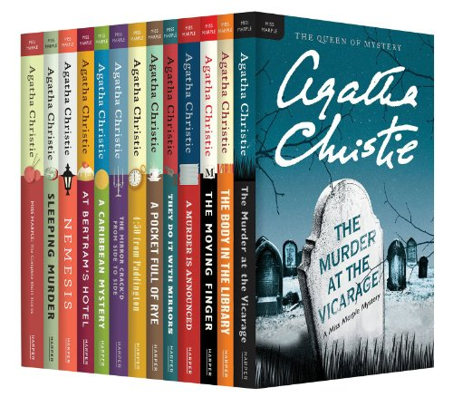 Box Set BargainAlert: The Complete Miss Marple Series