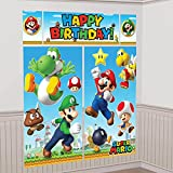 Super Mario Brothers (tm) Scene Setters Wall Decorating Kit
