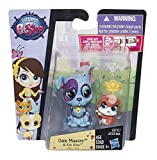 Littlest Pet Shop Pet Pawsabilities Dane Maguire and Kiki Russo Doll