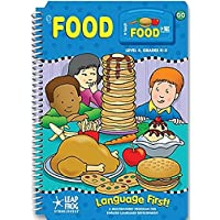 Leap Frog Language First! 2nd Edition Single Book: Food Level 4