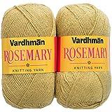 Vardhman Knitting Wool, Pack Of 2 (Brown) (300 Gm)