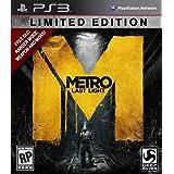 Metro: Last Light, Limited Edition - Playstation 3