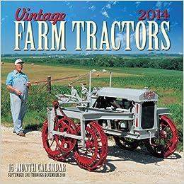 The Big Massey Tractors Book & Vintage Farm Tractors Book