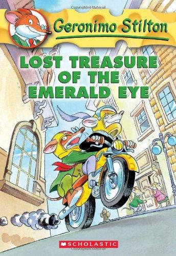 Geronimo Stilton Lost Emerald