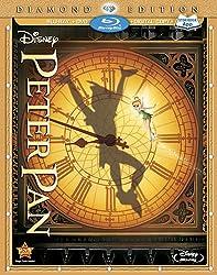 Peter Pan (Three-Disc Diamond Edition: Blu-ray/DVD + Digital Copy)