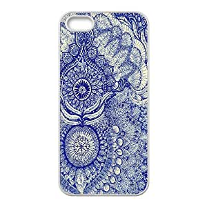 iphone 5s cases for teenage girls doah printing iphone 5 5s cases blue for teen 1462