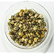 Tea Lab | Organic Chamomile Flower Tea - Detox & Calming Tea