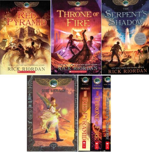 The Kane Chronicles Book 1 The Red Pyramid Pdf