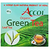 Accol Organic Green Leaf Tea (20 G)