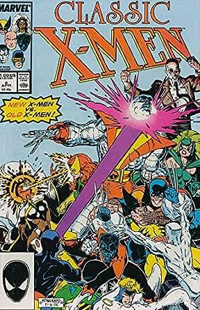 Die Gruppe X Comic-Taschenbuch Nr. 10 (= X-Men, Marvel