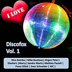 I Love Discofox, Vol. 1: Various artists: Amazon.de: MP3